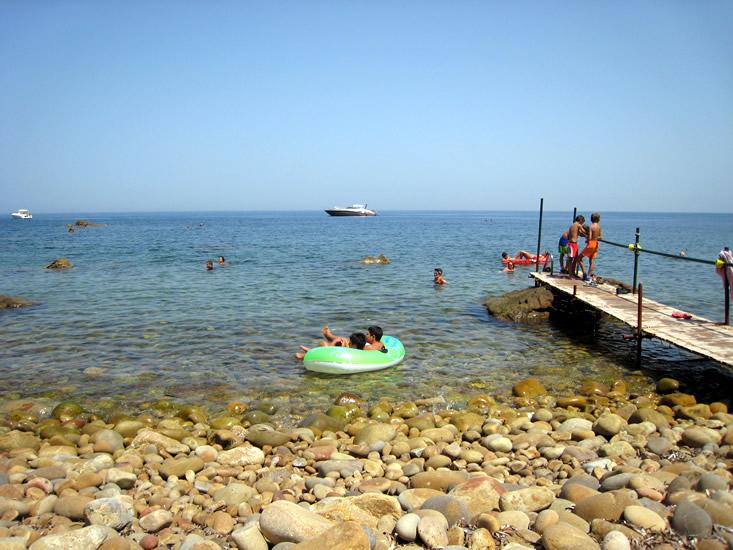 Spiagge di cefal cefal case vacanze for Costo dell ascensore della casa sulla spiaggia