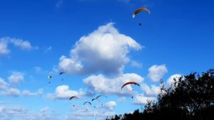 Multiparagliding