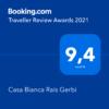 Booking Awards